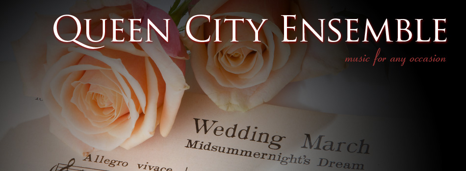 Queen City Ensemble - Wedding Music